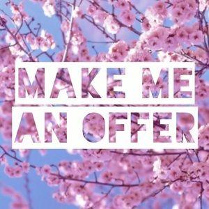 🌸Make me an offer🌸